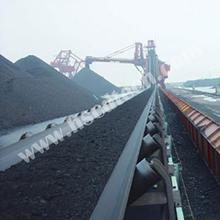 Rubber Conveyor belts for belt conveyor system used in mining