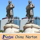 Brass Sculpture ,Famous Man brass Sculpture NTBH-S0125
