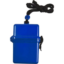 Hot sale Promotional Cheap Mini rectangle Totes with lanyard