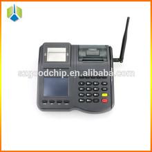 Microsoft WIN CE MSR RFID IC 3g bluetooth QR reader pos GC-026A