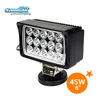 "Top quality 6"" 12V led worklight tractor truck 3w epsitar led work light"