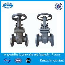 Z41H-16C carbon steel lever valve
