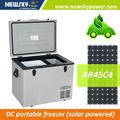 paseo en el congelador compresor comercial del congelador en el pecho del compresor pequeño compresor del refrigerador