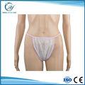 descartáveis não tecidos transparentes meninas sexy thong