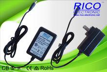 UL/CSA ac/dc led transformer/12V1.25A 15W adapter/15W power supply