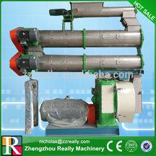 Ring die type high efficiency cattle/sheep/pig/chicken feed pellet machine