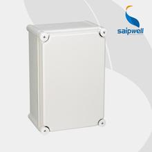 SAIP/SAIPWELL Anti-Uv IP66 ABC/PC waterproof wire junction box