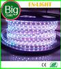 flexible led strip lights 220v High quality RGB waterproof colorful super bright 60 leds/m smd 5050 led strip