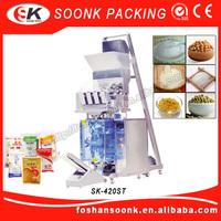 (SK-420ST) High level Rice Fruit Net Drip Coffee Bag Packing Machine