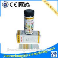 10 Parameter Bilirubin, Blood, Glucose, Ketone, Leukocytes, Nitrite, pH, Protein, Specific Gravity & Urobilinogen Test