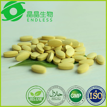 Anti-Cancer green herb OEM curcumin tablets