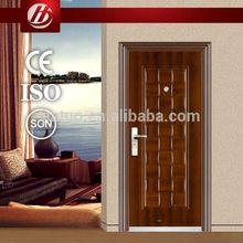 security steel door/home entry steel door /iron gates home entrance