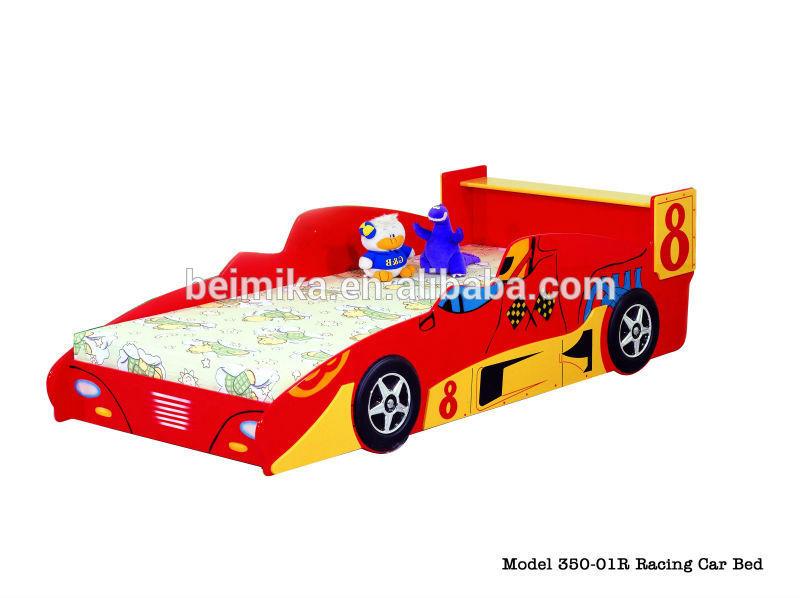Racing Car Beds For Kids Kids Wood Race Car Bed