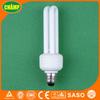 15W 6500K B22 130V 2U CFL Bulb