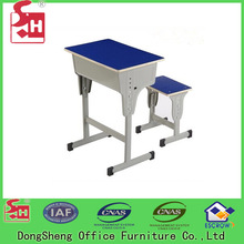 Adjustable Height Eco-friendly Children Study Desk
