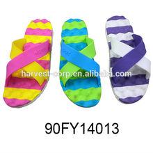 Stylish Fashion flat summer sandals 2014 for women