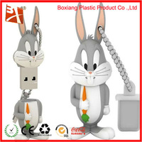 Wholesale cartoon 8GB usb flash drive