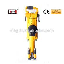 Air leg rock drilling machine for sale