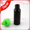 plastic bottle sharp glass dropper caps transparent color onsale