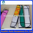 control car rear curtain car door visors