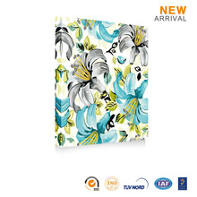 Simple decorative famous abstract lily flower art painting