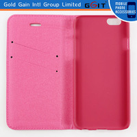 For iPhone 6 Card Holder Flip Wallet Leather Cases Covers