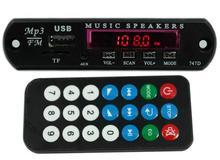 JRHT-Q9 mp3 decoder board speaker mp3 module USB port