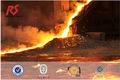 Henan RS de calcio aluminato, Precio de calcio de óxido metálico