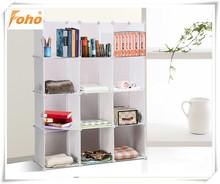 Plastic 4 Layers Storage Rack Commodity Shelf Cabinet Shelf Rack