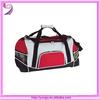 Hot sale colors waterproof print nylon travel bag