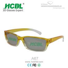 cinema 2d to 3d converter polarized polarized 3d screen glasses