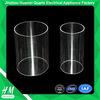 High Quality Large Diameter Clear Quartz Glass Tube