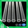 large diameter clear quartz glass tube for heating