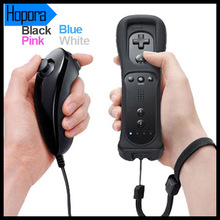 Bluetooth Wireless Controller Remote Nunchuk for Nintendo Wii Game Console