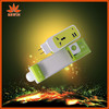 factory sale 5v/1a stationary us plug travel charger for apple/ipad