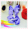Children favorite bowknots hairpins for beautiful hair decoration in hot sale