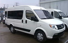 Made In China Fashionable Design Dongfeng Mini Bus/ MPV Car /Family Car with 13-17 seats HOT