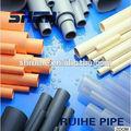 Tubo de pvc/tubo de pvc colorido/tubo de pvc para instalações elétricas