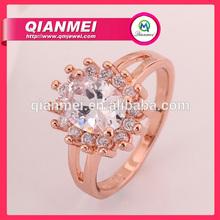 wholesale cheap latest Fashion Zinc Alloy gold ring