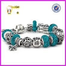 bracelet charm bracelet 925 siver nickel free
