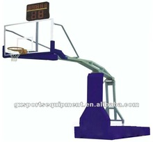 Power-pump Hydraulic Basketball Stand