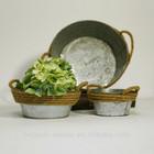 hot house garden iron flower pot stands