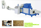 XPS EPS recycling and pelletizing production line