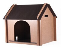 QQ04 popular dog house cage & insulated dog house & dog house designs