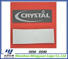 Customized 3D metal nameplate / Badge / Emblem / Logo / Sticker