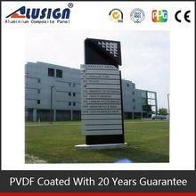 Alusign uv digital printing aluminum composite panels