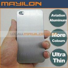 Titanium metal case for iPhone 4/4S
