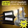 2014 hot selling car headlight kits car led tuning light H7