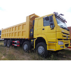 40 Ton Used Man Diesel Tipper Truck for Sale