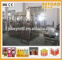 Apple juice / grape juice / orange juice bottling production line